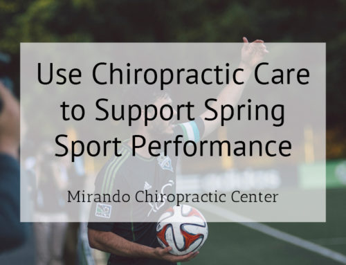Use Chiropractic Care to Support Spring Sport Performance!